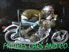 SERIE 2 MOTO  JOE BAR TEAM 76 BSA GOLD STAR 1956 / HARALD DUBITUME