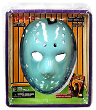 FRIDAY THE 13TH - Jason Voorhees Glow In The Dark Mask Prop Replica (NECA) #NEW