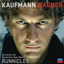 WAGNER (LP) - KAUFMANN/RUNNICLES/ODOB   VINYL LP NEU WAGNER,RICHARD