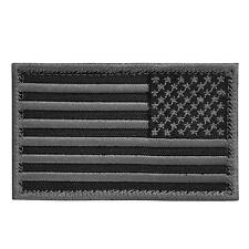 american USA reversed flag black ACU patriotic morale infidel ISAF hook patch