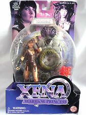 XENA WARRIOR PRINCESS / AMAZON WARRIOR VELASCA WITH TRIBAL MASK & AMBROSIA CAVE