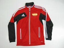 Mens Adidas black retro orginals 2012 2013 classic jacket sweatshirt zipperMens