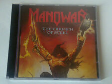 MANOWAR - THE TRIUMPH OF STEEL - CD SIGILLATO (SEALED)