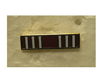 MILITARY MEDAL LAPEL PIN - ARMY GOOD CONDUCT MEDAL