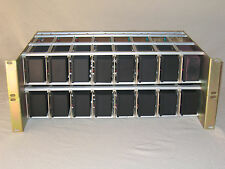 Spectra Sonics 701 Power Amplifiers, 404-RSD dual power supply, 202PC Card Cages