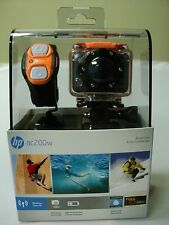 HP Action Cam ac200w Full HD 1080p Waterproof Camera as gopro **super Sale**