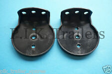 FREE P&P* 2 x Reflector Mounting Brackets for Erde Daxara Trailer
