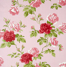 Antique rose bouquet floral rose shabby chic papier peint 550633