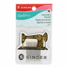 Quilt Pro Singer Sewing Machine Magnet-15 Embroidery needles