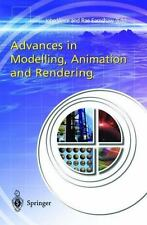 Advances in Modelling, Animation and Rendering (2002, Hardcover)