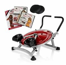 AB Circle Pro Abs And Core Home Exercise Fitness Machine + DVD | AB-CIRCLE-