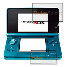 New Clear LCD Screen Shield Guard Protector for Nintendo 3DS