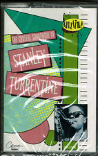 THE SOULFUL SAXOPHONE OF - STANLEY TURRENTINE (Cassette)BRAND NEW FACTORY SEALED
