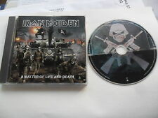 IRON MAIDEN - A Matter Of Life And Death (CD 2006)
