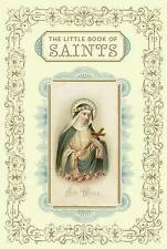 Little Book of Saints, Christine Barrely