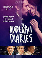 The Adderall Diaries (DVD, 2016): James Franco, Amber Heard