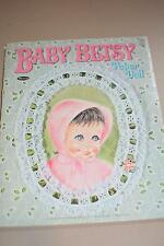 Vintage 1967 BABY BETSY Paper Doll Book #1964
