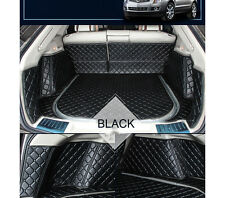 Car Trunk Mat Cargo Boot Liner MatsWaterproof Mats For Honda Vezel / HRV 2013-16