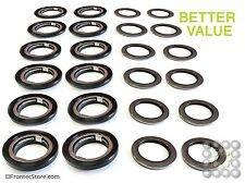 12x Axial Joint ring and 12x Counter Ring 58mm;For IPSO,Alliance,Primus,Lavamac