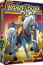 NEW BraveStarr: Volume Two (DVD)