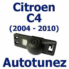 Car Rear View Reverse Parking Backup Camera Citroen C4 2004 - 2010 Tunezup