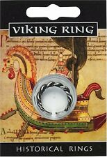 Viking Twist Ring-Peltro