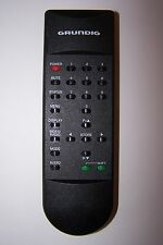 GRUNDIG SATELLITE REMOTE CONTROL for SCR1 SCR2 SCR2A SCR3