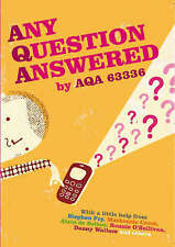 Any Question Answered, AQA & 63336, AQA, Used; Good Book