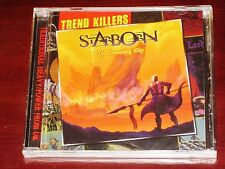 Starborn: The Dreaming City CD 2015 Stormspell Records SSR-TK161 NEW