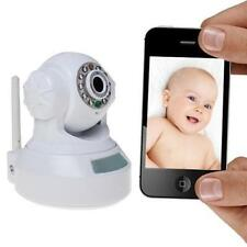 Wireless WIFI Camera IP Camera Night Vision Pan/Tilt both side audio IOS/Android