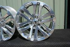 4  2015 2016 Chevrolet Colrado or GMC Cayon 18 x 8.5 Factory Wheels 22901344