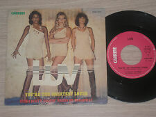 "LUV - YOU'RE THE GREATEST LOVER - RARO 45 GIRI 7"" ITALY CARRERE"