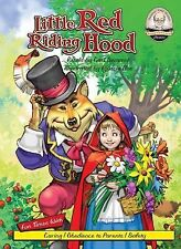 LITTLE RED RIDING HOOD [9781575370774] NEW HARDCOVER BOOK
