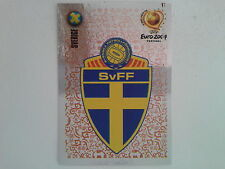 PANINI EURO 2004 - N.179 SCUDETTO - SVERIGE