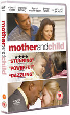 DVD:MOTHER AND CHILD - NEW Region 2 UK