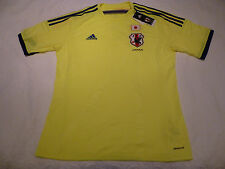 NWT Adidas 2014 World Cup Japan Yellow Away Jersey (Men Size Large)