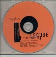 (AL647) Le Cube, Tours No 1 - DJ CD