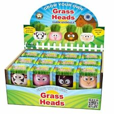 Grow your Own Sheep Farm Animal, mini grass flower pot garden cute gift 80062