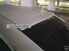 Dachkantenspoiler M-Style lackiert in Schwarz Uni 668 passend für BMW E92