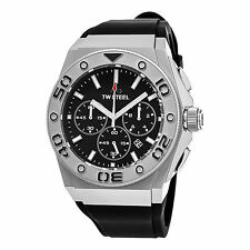 TW Steel CE5008 Watch CEO Diver Men's - Black Dial Case Quartz Movement