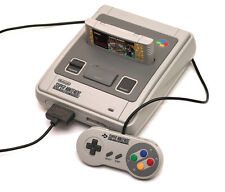 Super Nintendo Entertainment System (SNES) inklusive 3 Spielen