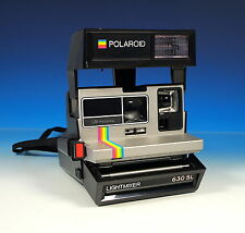 Polaroid Lightmixer 630 SL Sofortbildkamera intant camera - (90102)