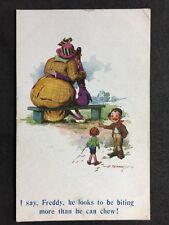 Vintage Postcard: Artist Signed: D Tempest : Bamforth #A144
