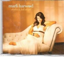 (CY625) Marli Harwood, Clocks & Full Stops - 2011 DJ CD