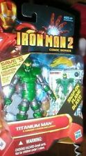 IRON MAN 2 MOVIE FIGURE TITANIUM MAN MINT ON CARD
