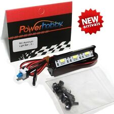 Powerhobby 3 LED 52mm RC Aluminum Light Bar Kit