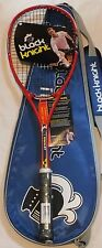 NEW Black Knight ion Storm XT  Squash Racquet
