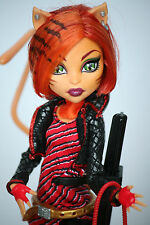 Monster High Puppe Toralei Stripe Basic / Serie 1 wave 1 komplett complete