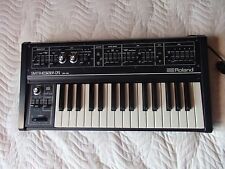 Vintage Roland SH-9 sh-09 Analog Synthesizer perfect working worldwide shipping
