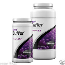 Sea Chem Reef Buffer - 250 Gm - For convenient Aquarium pH Maintenance